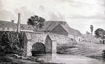 "type=image;src=http://cntms/cms_files/Website/CommunityAndLiving/ArchivesAndRecordOffice/CommunityArchives/Totternhoe/TotternhoeImages/The%20bridge%20before%20Mr%20Piersons%20Mill%20[Z102-31].jpg ;alt=""The bridge before Mr. Pierson's mill"" about 1820 [Z102/31]"